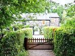 Rose cottage gates