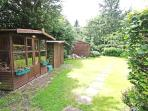 Garden and Summerhouse