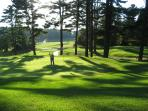 Newly renovated in 2016 (14 Million) Boothbay Golf Coarse, lunch & dinner available.