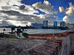 View of Condado from San Juan