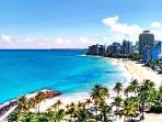 Enjoy this beautiful beach 2 blocks from apartment