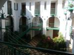 Block D Courtyard