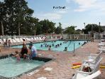 MULTIPLE OUTDOOR POOLS INCLUDING AN INDOOR POOL