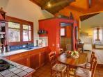 Villa Kentavros: The kitchen