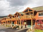 Lovely townhome complex, just 1/3 mile from Winter Park Resort
