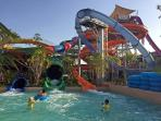 New water park ..opened 2015