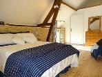Barn Master bedroom.