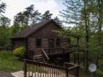 Hocking Hills Cabin with Indoor Jacuzzi