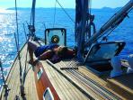 a leisure sail