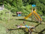 panoramica parco giochi