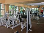 Fully Equipped, Clean Gym Near Home
