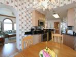 Kitchen Nook /Living Room /Kitchen