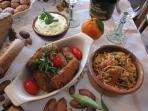 TRADITIONAL HOME MADE DISHES