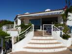 A traditional Algarvian villa - beautifully modernised and deceptively spacious for 8 people.