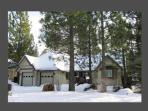 Building,Cottage,Outdoors,Snow,House