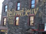 George Street- Yellow Belly brewery and pub