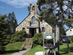Built with Native Stone, visit the historic Wilson Chapel