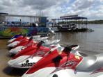 Noosa River boat hires...