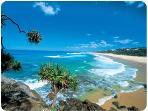 Stunning views from Noosa National Park Sunshine Beach...