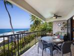Beautiful Oceanfront Condo Steps from Beach - complete remodel 2014-Pohaku