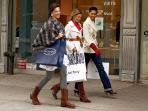 Shop till you drop in NYC.  West Village, 5th Ave, Macys and many more.