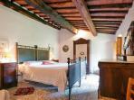 Casa Querceto - Bedroom #2 - one double bed