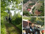 KOJAN KORAL - horse back riding and ATW saffary  5km far