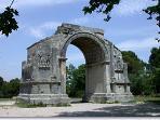 St Rémy de Provence, Arc de Glanum
