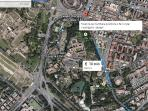 Maps where is home,very closed distance to Coliseum! Colosseo vicino a casa, raggiungibile a piedi