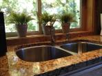 Kitchen in the Blue Spruce