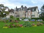 Some of Cabourg's magnificent houses