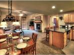 Kitchen-Lounge-Diner in Master