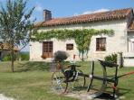 A selection of other stone cottages and villas are also available at Le Manoir de Longeveau..