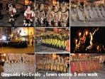 Quesada festivals July & August every year
