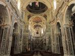 Chiesa del Gesù, Casa Professa, Barocco, 1km da casa
