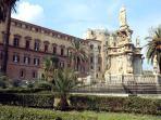 Palazzo dei Normanni, 300mt da casa . UNESCO 39th session of the Committee 2015 Arab-Norman Route.