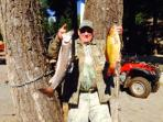Fishing Lake Almanor is rewarding
