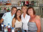 Meet the crew at the Atlantic piano bar