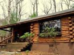 Brer Bear Log Rental Home in Big Canoe Resort