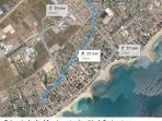 distancia desde el centro del pueblo de Benicassim, 1.8 Km