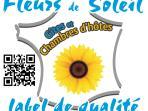 La chapelle du Domaine St Sauveur à Grasse est labellisée Fleurs de Soleil