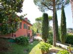 Villa Nuba holiday vacation rental in Perugia, Umbria  for short or long term stay