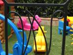 Vacation rental in Perugia, Umbri with safe playground