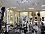 Great Fitness Center at the Clubhouse
