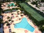 SWIMMING POOLS & TENNIS COURTS