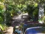 Private and secure behind iron gates