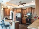 Spacious Kitchen will all you need