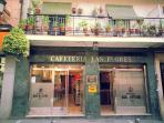 Coffee shop near by