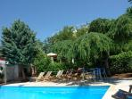 Heated pool 50m2