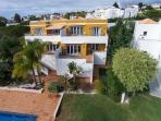 South side of 'Apartamentos dos Pinheiros'